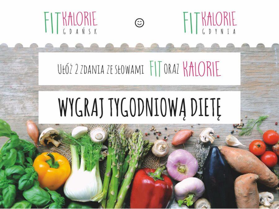 Wygraj tydzień diety – konkurs na naszym profilu Facebook!