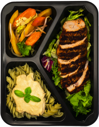 Dieta No Fish Catering Dietetyczny Fit Kalorie